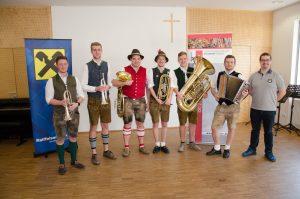 Voller Erfolg bei Musik in kleinen Gruppen